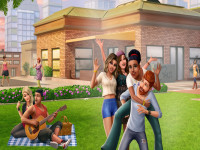 Play with life the sims mobile