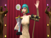 sims 4 get famous: official lunch trailer