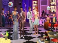 The sims 4 luxury party stuff: Launch