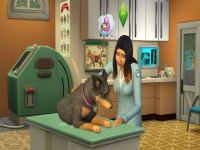 Sims 4 cats and dogs