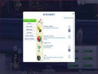 Sims 4 Achievements Cheats