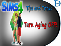 Sims 4 Cheats Stop Aging