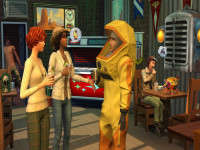 The Sims 4 Strangerville is the new Gamepack!