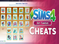Sims 4 Famous Cheats