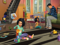 Sims 4 Cheats Toddlers