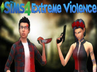 Sims 4 Extreme Violence Mod